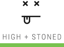 High stoned